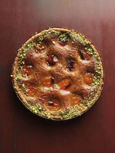 tarte abricot pistache 200k